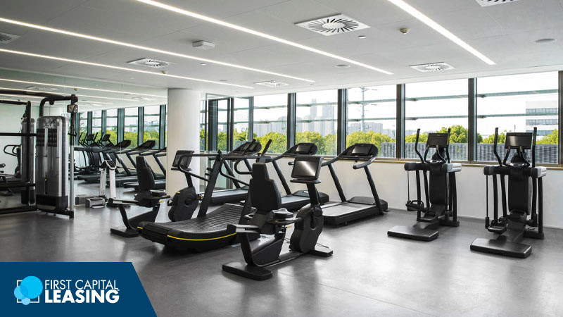 How Financing A Gym For Your Corporate Office Can Keep Workers Healthy And Happy